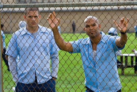 Amaury Nolasco , Wentworth Miller - Prison Break