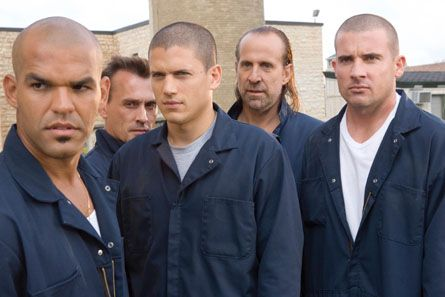 Amaury Nolasco , Wentworth Miller, Dominic Purcell - Prison Break