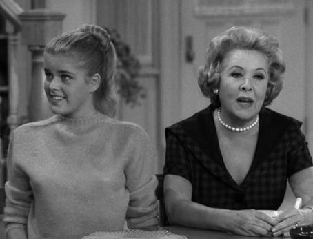 Candy Moore Candy with Vivian Vance