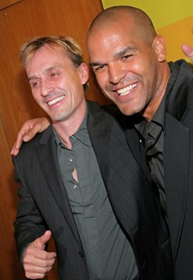 Robert Knepper , Amaury Nolasco