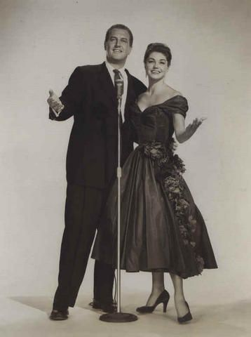 Ben Gage and Esther Williams