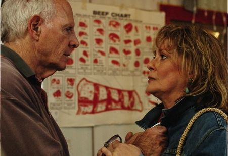 Elizabeth Ashley Bruce Dern star as Easy and  star as Marg in The Cake Eaters.