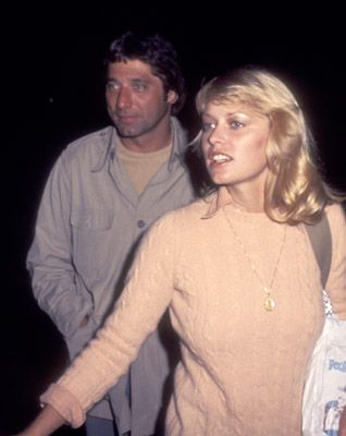 Randi Oakes  and Joe Namath