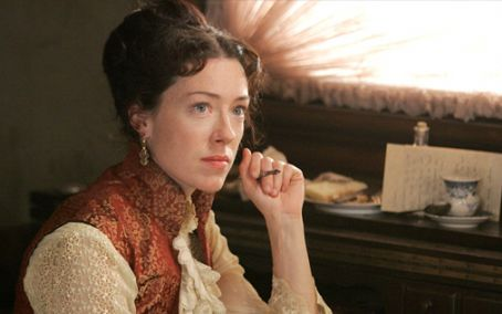 Molly Parker  on Deadwood