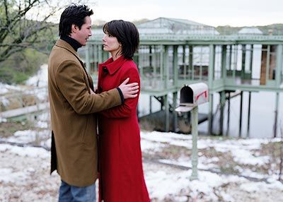 Keanu Reeves  And Sandra Bullock - The Lake House (2006)