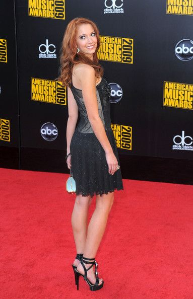 Taryn Southern 2009 American Music Awards