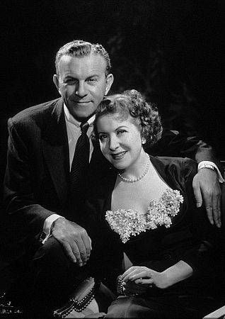 George Burns Gracie Allen and