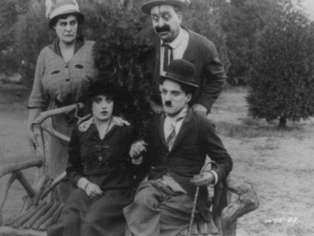 Charles Chaplin Mabel Normand