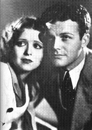 Clara Bow Rex Bell and