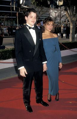 Jennifer Grey  and Matthew Broderick