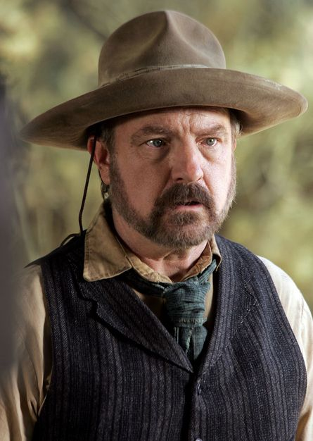 Jim Beaver  on Deadwood