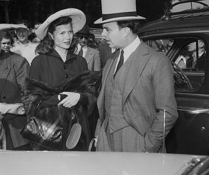 Prince Aly Khan Aly Kahn and Rita Hayworth