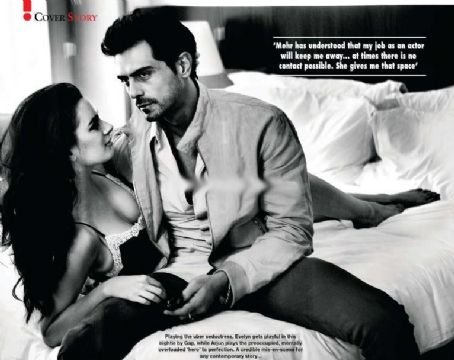 Arjun Rampal - Hello! Magazine Pictorial [India] (August 2012)