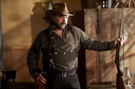 W. Earl Brown  as Dan Dority on 'Deadwood'