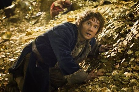 Martin Freeman - The Hobbit: The Desolation of Smaug