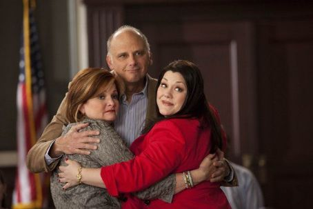 Faith Prince , Kurt Fuller & Brooke Elliot in Drop Dead Diva