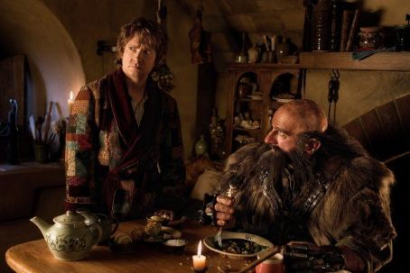 Martin Freeman - The Hobbit: An Unexpected Journey