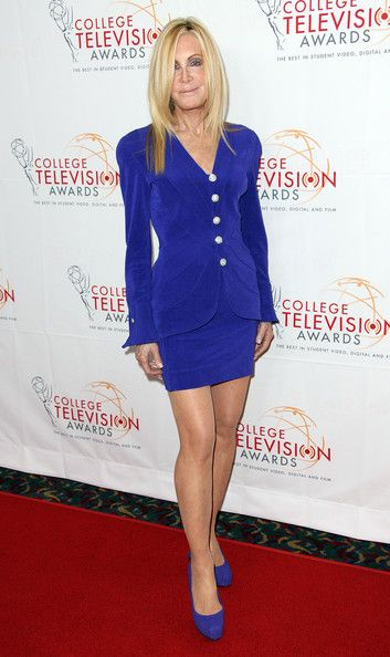 Actress Joan Van Ark attends the Academy of Television Arts & Sciences Foundation's 33rd Annual College Television Awards