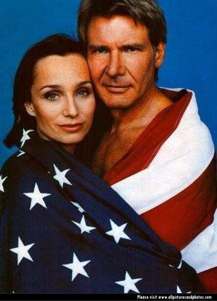 Kristin Scott Thomas , Harrison Ford