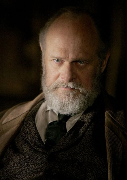Gerald McRaney  on 'Deadwood'