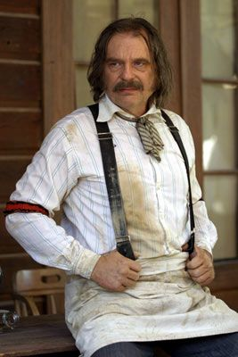 Leon Rippy  on 'Deadwood'