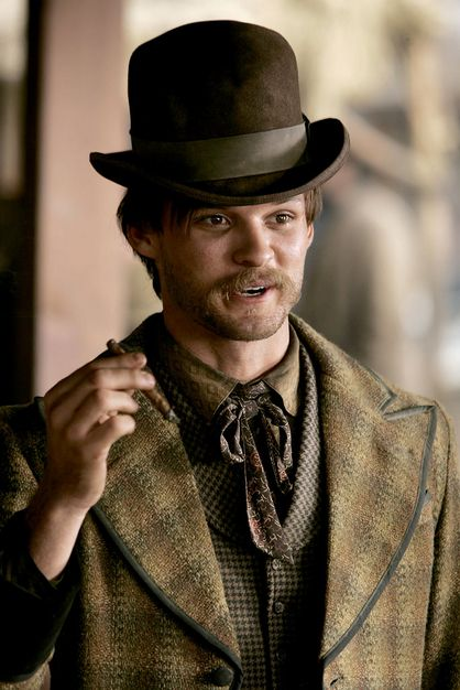 Austin Nichols  on 'Deadwood'