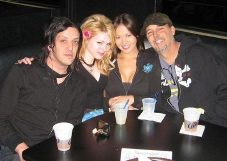 Jayme Langford Twiggy Ramirez and