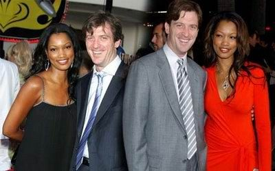 Garcelle Beauvais Garcelle Nilon and Mike Nilon