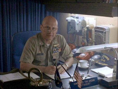 James Tolkan  in 'Top Gun'
