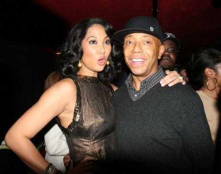 Russell Simmons Kimora Simmons and
