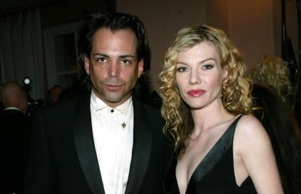 Richard Grieco and Stephanie Niznik