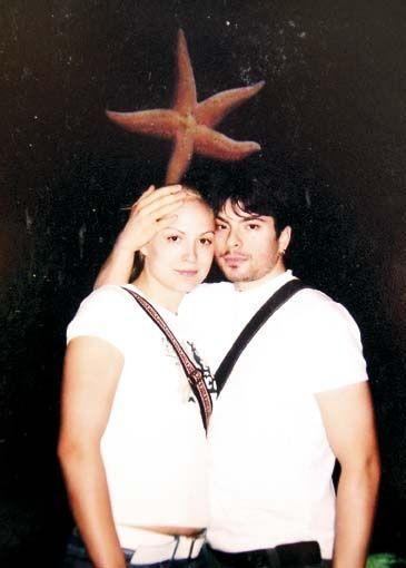 Tose Proeski and Andrijana Budimir