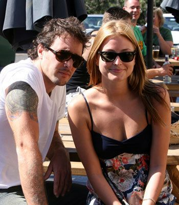 Alex O'Loughlin Holly Valance and Alex O'Loughlin