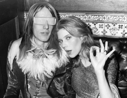 Todd Rundgren Bebe Buell and