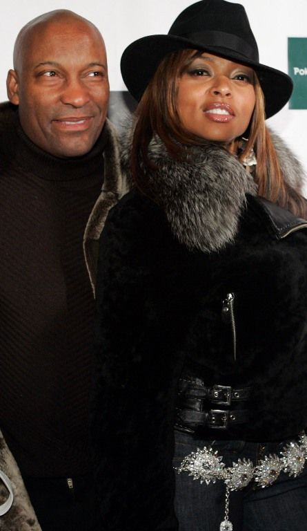 John Singleton Taraji Henson and