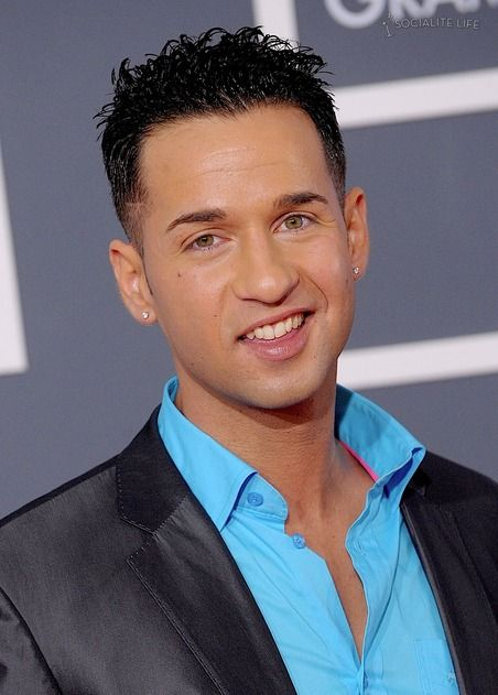 Mike 'The Situation' Sorrentino Mike Sorrentino