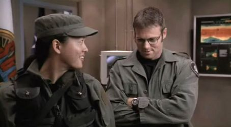 Michael Shanks Grace Park