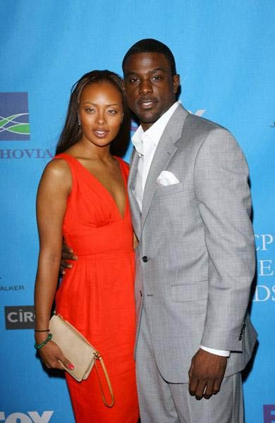 Eva Marcille Eva Pigford and Lance Gross
