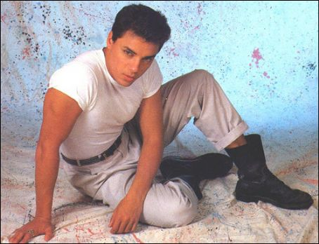 Nick Kamen  80's Photo shoot