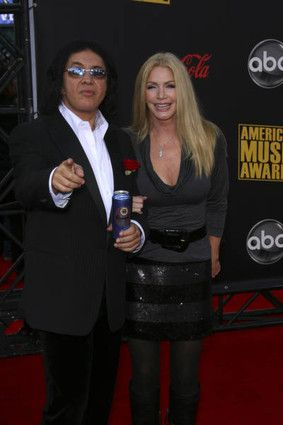 Shannon Tweed Gene Simmons and