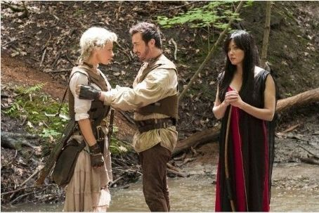 Sarain Boylan Witchslayer Gretl stills