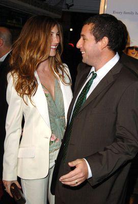 Jackie Sandler Adam Sandler and Jacqueline Titone