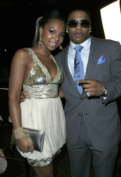 Nelly  NULL and Ashanti Douglas