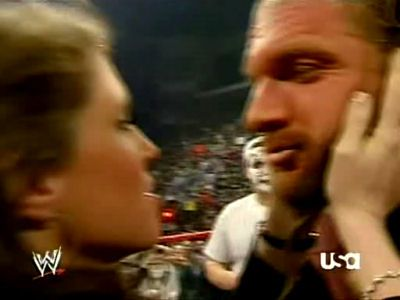 Paul Levesque Stephanie McMahon and