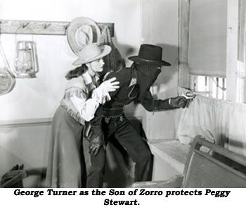 Peggy Stewart Son of Zorro