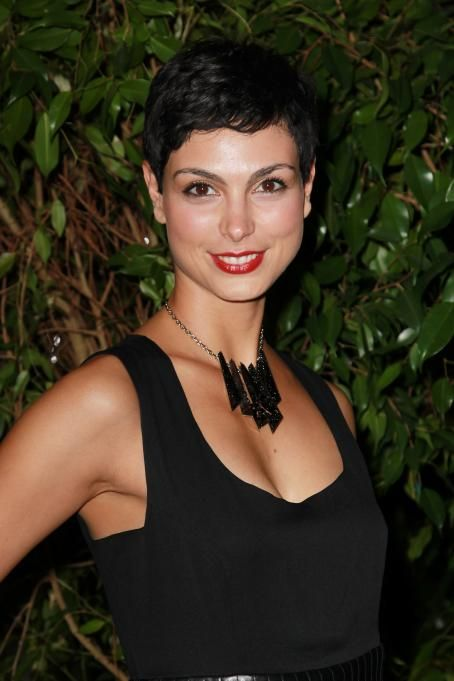 Morena Baccarin - QVC Red Carpet Style Party at the Four Seasons Hotel at Beverly Hills on February 25, 2011 in Los Angeles, California