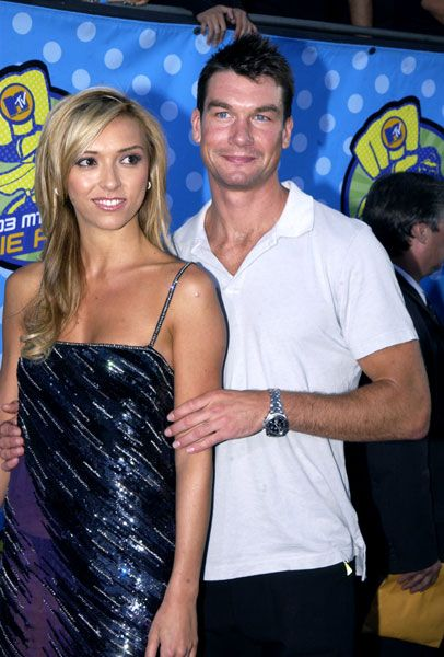 Jerry O'Connell  and Giuliana DePandi