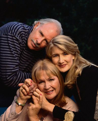 Diane Ladd Bruce Dern and