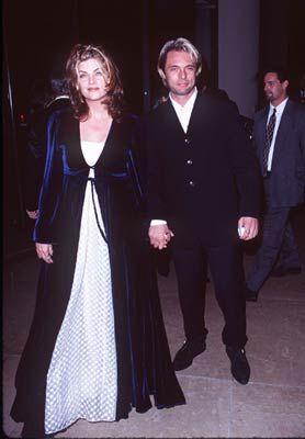 James Wilder Kirstie Alley and