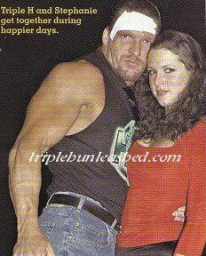 Stephanie Levesque and Paul Levesque FamousFix